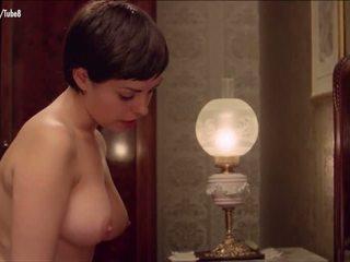 big boobs, redhead, vintage, shower