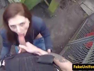 Uk Amateur Ass Fucked by Uniformed Cop POV: Free HD Porn d4