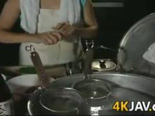 japonec, zralý, hardcore