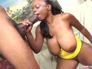 Lolas big black tits