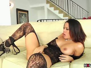Luna Star Fucked in Sexy Lingerie