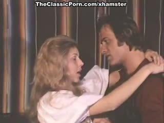 Barbara Bourbon, Richard O'Neal, Geoff Parker in classic sex