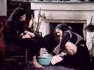 zien wijnoogst, vol voet fetish mov, een anaal film