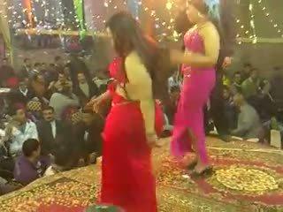 partij video-, vers arabisch vid, online dansen actie