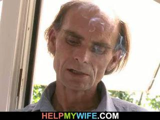 meest hoorndrager video-, u fuck mijn vrouw actie, screw my wife