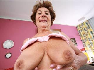 een grote borsten actie, controleren grannies mov, matures
