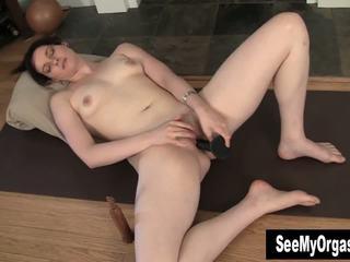seksspeeltjes porno, brunettes, hq masturbatie