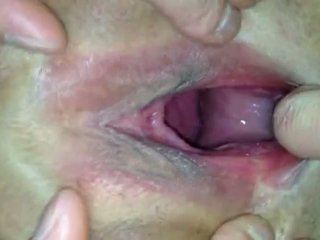 Creampie in pussy spams
