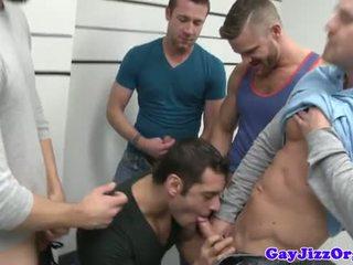 groupsex กองบัญชาการ, ในอุดมคติ เกย์ มากที่สุด, กล้ามเนื้อ เต็ม