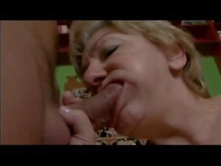 70 Yo Granny with Silver Hairy Pussy by Cybernoob: Porn 78