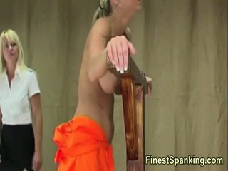 Skinny Braided Teen Became A Slave To Beat