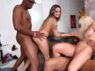 hot matures sex, interracial, gangbang