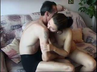 blowjobs, brunetės, senas + young, analinis