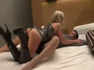 Amateur MILF Thigh High Boots Intense Fucking: Free Porn b6