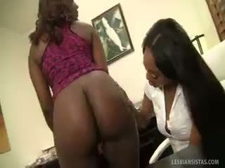 Evanni Solei Surprised In Her Office By Naughty Stripper
