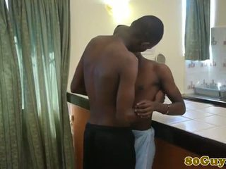 Amateur african barebacking after sixtynining