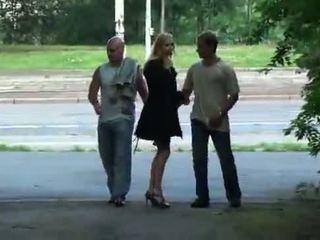 Julie silver in ji trojček seks v a park