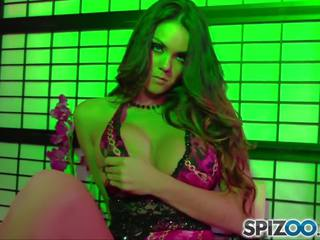Spizoo - Watch Alison Tyler fucking a big dick, big boobs and big booty