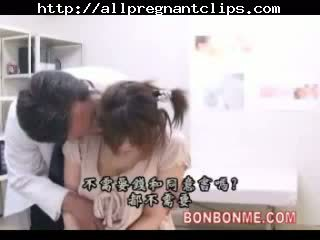 Prego Jap Teen Fucked By Doctor