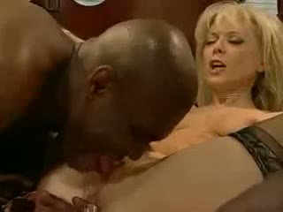 hanrei, noen blowjob, alle interracial fin