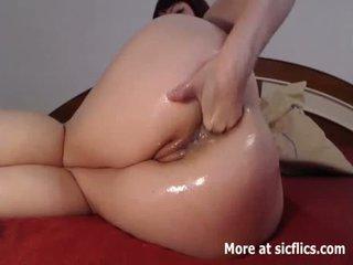 bbw gepost, zien anaal actie, amateur video-