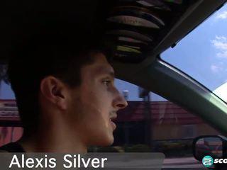 Alexis Silver Is A Busty Hooker