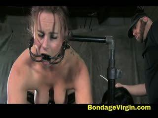 brunette, nominale ezel film, controleren bdsm gepost