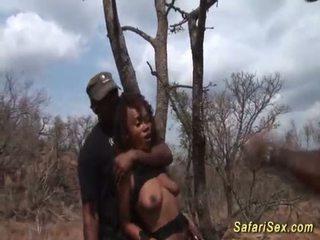 Екстремальна safari секс фетиш оргія <span class=duration>- 12 min</span>