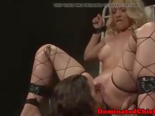 Restrained Beauty Submits to Her Master, Porn f8