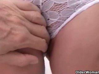 nieuw vibrator, heet masturberen video-, plezier gilf film