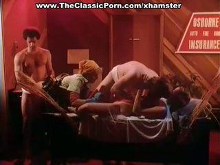 groepsseks porno, mooi wijnoogst actie, classic gold porn