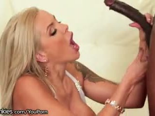 Milf Nina Elle Cuckold With Huge Black Cock