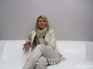 Sarka Palickova anal casting