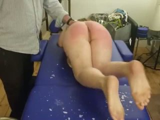 hot caning, whipping, free enema