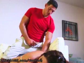 masturbação, massagem, mamãe, mãe