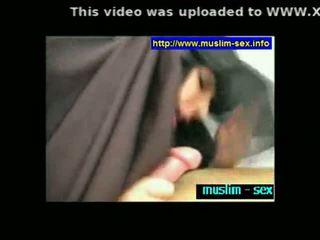 Muslim sesso hjab cazzo