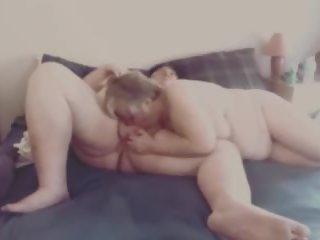 bbw, nominale orgasme klem, alle biseksueel actie