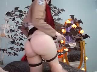 Attack on Tits: Free Amateur Porn Video