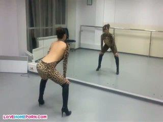 ideaal dans klem, groot amateur