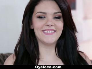 Oyeloca - 18 yo kubańskie nastolatka loves do pieprzyć!