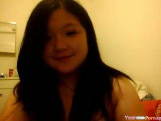 Asian Teen Fucked Hard By lover