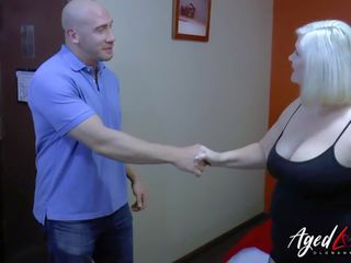 Agedlove Handy Guy Seduced by Busty Mature Lady: HD Porn dc