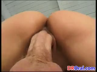 Chubby Teen Is Very Horny For Big Cock