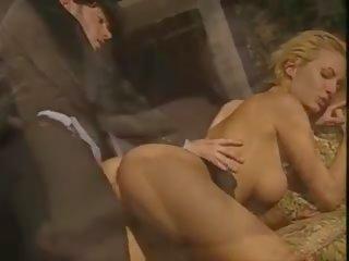 Sensitive Greta Takes Cock in all Holes, Porn be