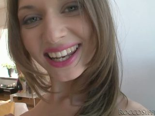 Kim Chambers Spits On Rocco Dick-pic4434