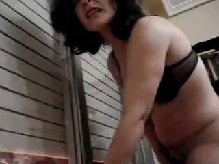 Mature Latina Wife Plays With Dildo