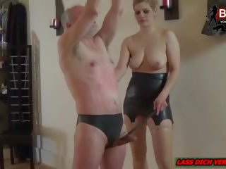 groot milfs, heet femdom, kwaliteit bdsm film