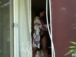 امرأة سمراء, فيديو كاميرا خفية, مخفي الجنس, الجنس فيديو خاصة