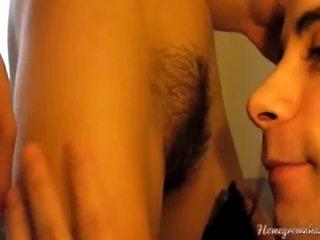 brunette kanaal, orale seks, zien vaginale sex neuken
