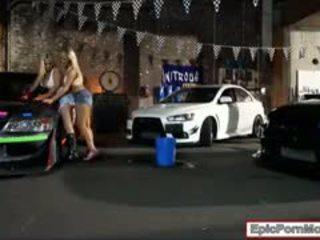 Superb Hottie Tasha Reign Lesbian Sex With Busty Jesse Jane